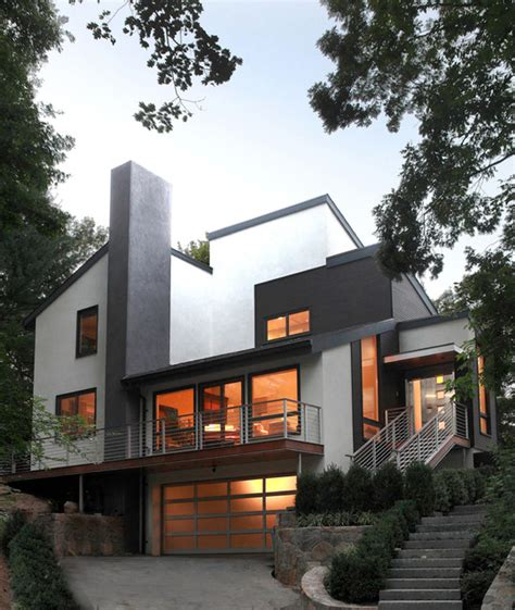 wheeler residence contemporary exterior new york