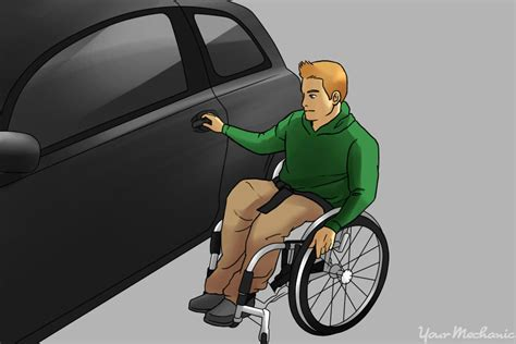 Gets Into Another Car by How To Get A Car For Free When You A Disability