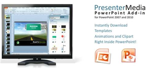 Presenter Media Download Awesome Animated Powerpoint Templates Presentation Media Free