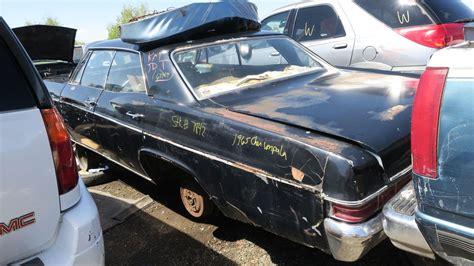1966 impala sport junkyard find 1966 chevrolet impala sport sedan the