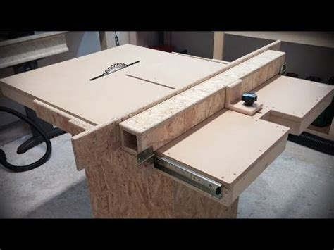 3 in 1 table saw table saw with built in router and inverted