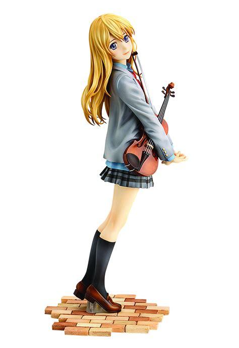 Pvc Figure Kaori Miyazono Misb previewsworld your lie in april kaori miyazono 1 8 pvc