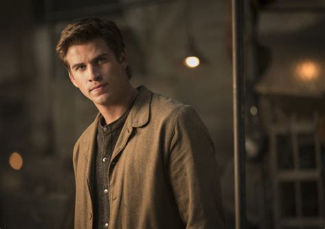 Liam Hemsworth Hunger Games Catching Fire | The Global ... Liam Hemsworth The Hunger Games Character
