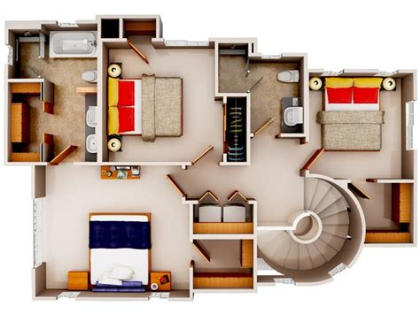 home design plans ground floor 3d 11 best images about small house plans on pinterest