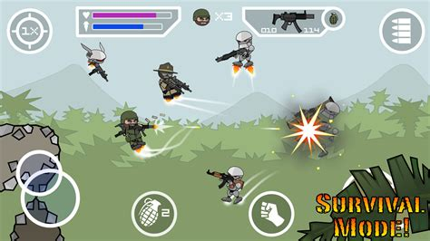 doodle army for free doodle army 2 mini militia appstore for android
