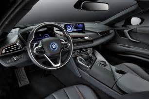 refreshed bmw i8 could get increased power battery range