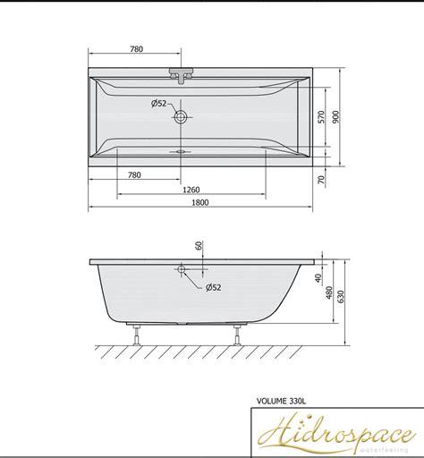vasca idromassaggio due posti albatros 180x80 180x90 vasca idromassaggio rettangolare