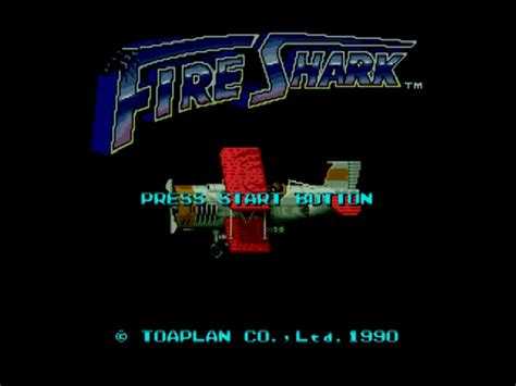 emuparadise losing roms fire shark usa rom