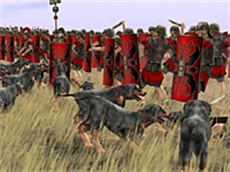 like war dogs gamespy rome total war dogs page 1