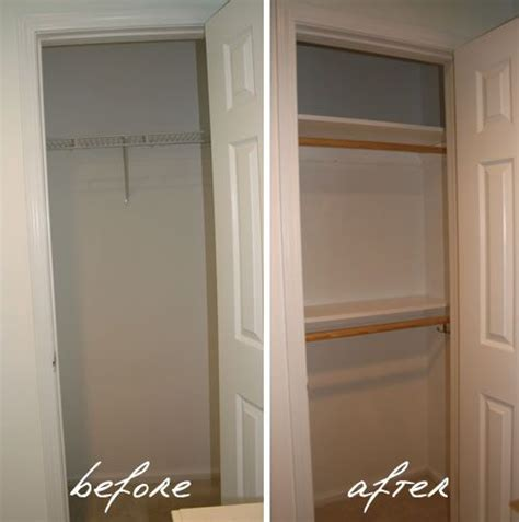 small tension rods for cabinets create more closet space and entice buyers with an extra