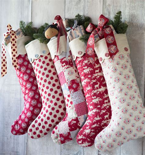 cosy christmas stockings tildas world