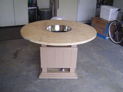 diy pit table propane tables diy pit tables glass tables
