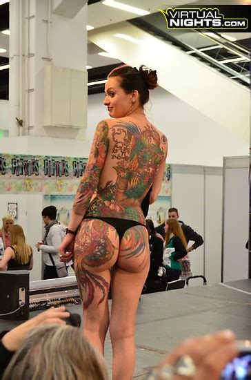 tattoo convention frankfurt messe frankfurt in frankfurt partyfotos events adresse