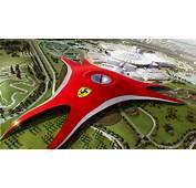 Full HD Wallpaper Ferrari World Abu Dhabi Desktop
