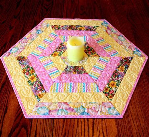 Quilted Easter Table Runner Pattern by 17 Best Ideas About Table Toppers On Quilted