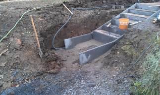 treppe bauen aussentreppe holz bauanleitung bvrao