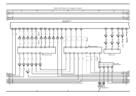 electric and cars manual 2003 toyota sequoia spare parts catalogs toyota sequoia radio wiring diagram toyota free engine image for user manual download