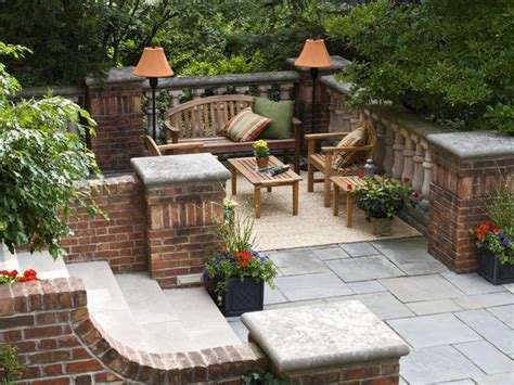 garden seating area ideas home and garden design