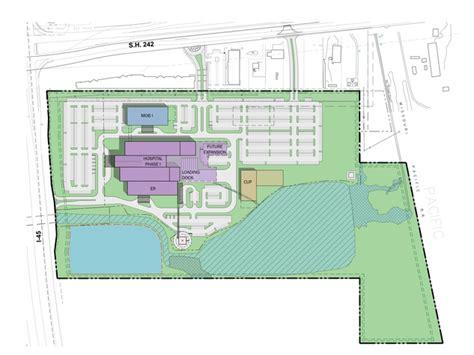 houston hospitals map houston methodist s expansion plans include woodlands