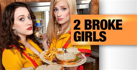 Two Broke Girls Memes - cbs renouvelle the mentalist et annule 5 s 233 ries