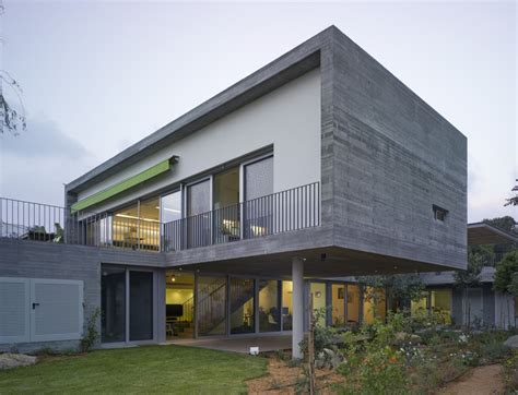 haus privat house weinstein vaadia architects archdaily