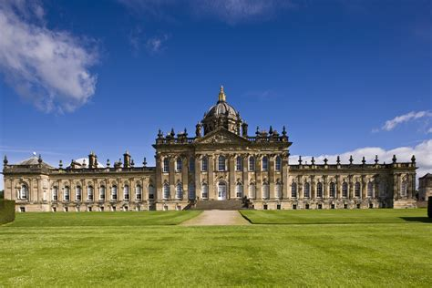 Country Style Home by The Gorgeous Guide To Castle Howard North York Moors