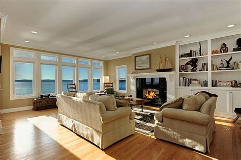 Nantucket Living Room by Nantucket Style Homes Living Room 1 Maison