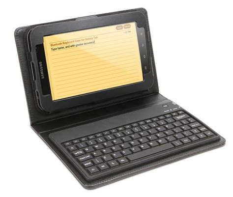 Samsung Tab Keyboard galaxy tab gadgetsin