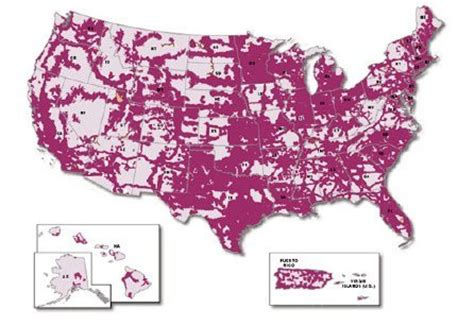 gsm coverage map usa t mobile coverage map wontek