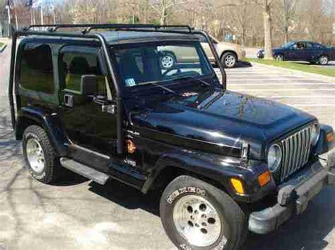 Used 1998 Jeep Wrangler Sell Used 1998 Jeep Wrangler In Bellingham