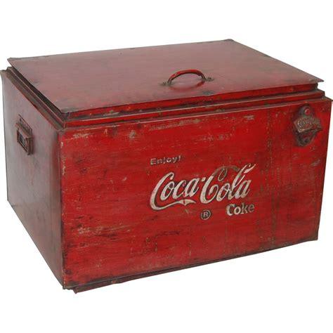 Box Es Coca Cola Coca Cola Box Vintage