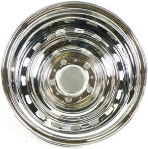 Truck Rallye Wheels Gm Truck Parts Wv153 15 X 8 Truck Chrome Rally Wheel