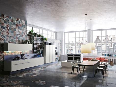 Esszimmer Le Hohe Decke by Tanto Bianco E La Cucina Raddoppia Visivamente Cose Di Casa
