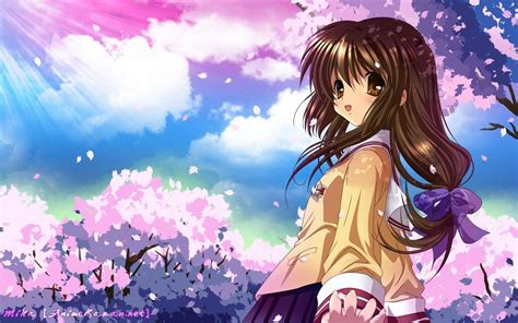 wallpaper anime clannad clannad after story wallpapers wallpaper cave