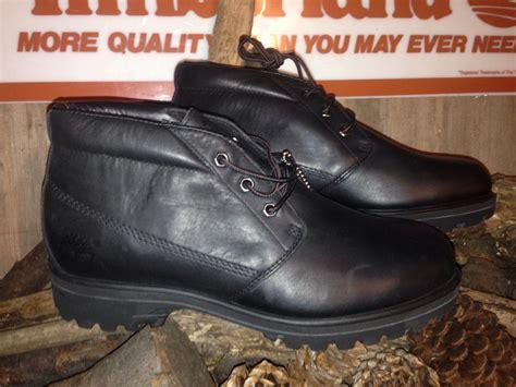90s timberland chukka boots 11029 black size 11 5 w mens