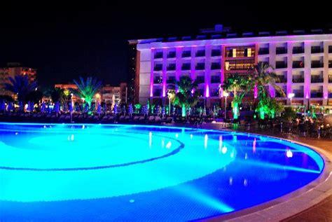 my resort eclairage nuit my home resort hotel avsallar resmi tripadvisor