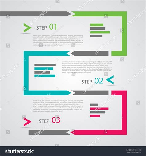 Process And Procedure To Make Paper - modern design template procedure steps tutorial stock