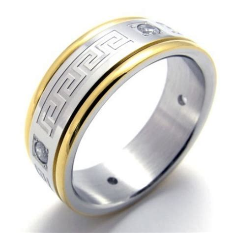 titanium rings and unique mens wedding bands the