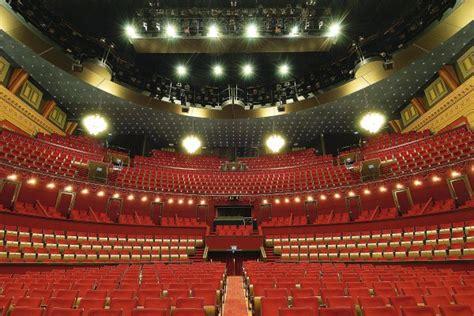 carre amsterdam plattegrond koninklijk theater carr 233
