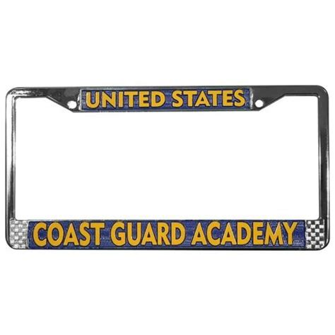 air academy license plate frame uscg academy license plate frame