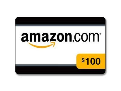 Check If Amazon Gift Card Has Been Used - how would you use 100 amazon bucks join and win the average guy network