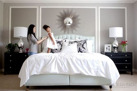 master bedroom decor the white with the taupe