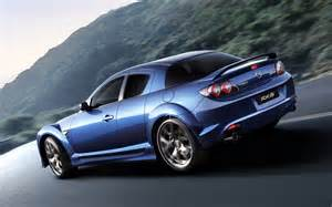 new car mazda rx 8 wallpapers and images wallpapers