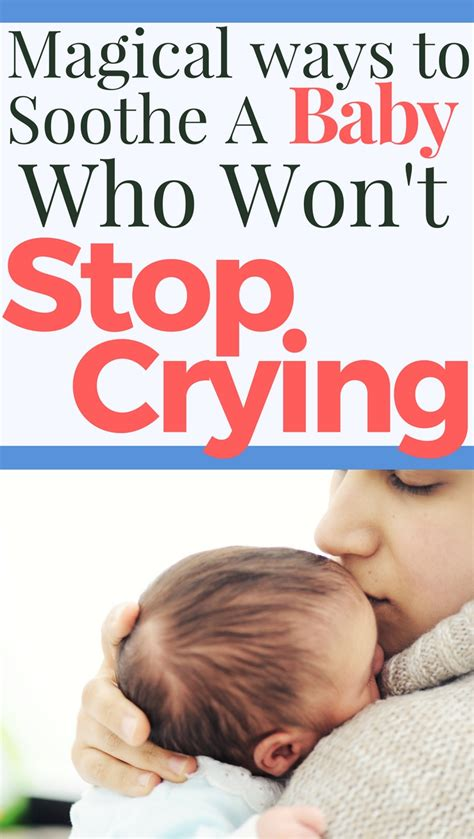 7 Ways To Soothe A Baby by 7 Ways To Make Baby Stop Soothe Your Baby Fast