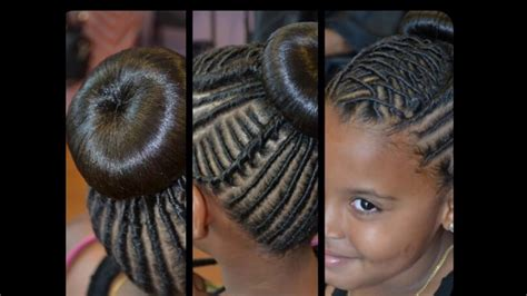 Hairstyles For Black Children With Hair by Black Hairstyles For Hair Www Pixshark