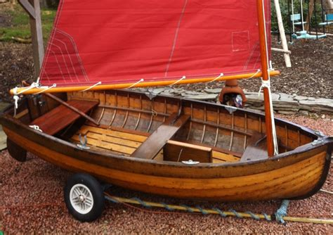 scow dinghy for sale small boat pron page 51