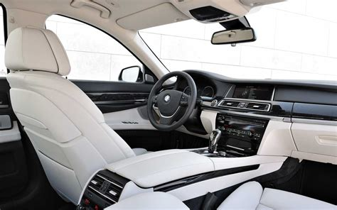 2013 Bmw 7 Series Interior by 2013 Bmw 7 Series Sees Mild Price Hikes Hybrid Model