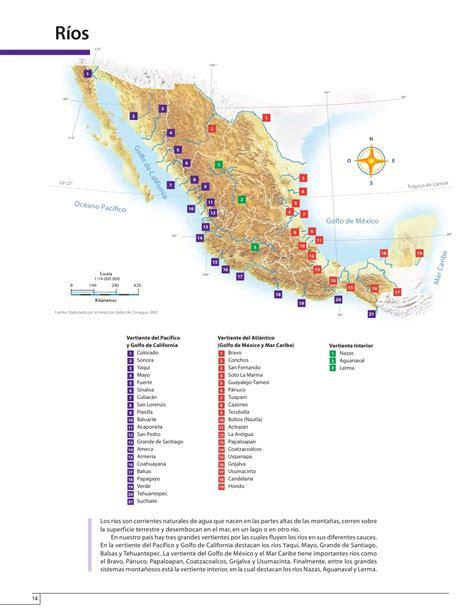 libro atlas de mexico 5to grado 2016 2017 r 237 os bloque i lecci 243 n 5 apoyo primaria