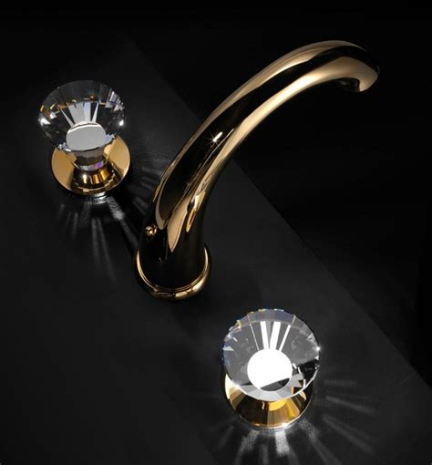 unique swarovski faucets for shower or sink by cotto macral design faucets traditional faucet with swarovski