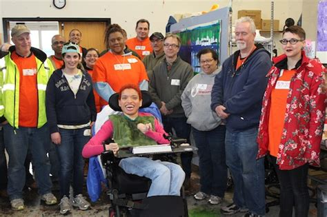 Home Depot Bridgewater New Jersey by Home Depot Gives Back Matheny